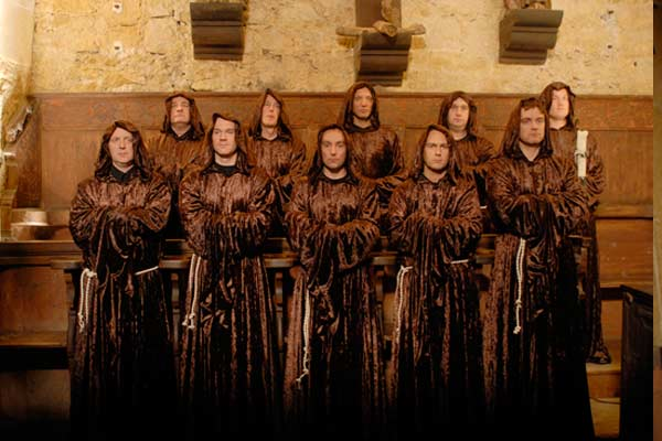 a history of the gregorian chant Gregorian chant is a style of unaccompanied vocal music that was the standard  music in catholic worship for centuries named for the first pope gregory (the.